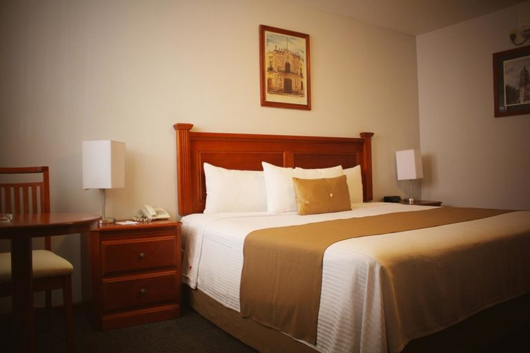 Estandar-king-size-1 Best Western Plaza Vizcaya Durango