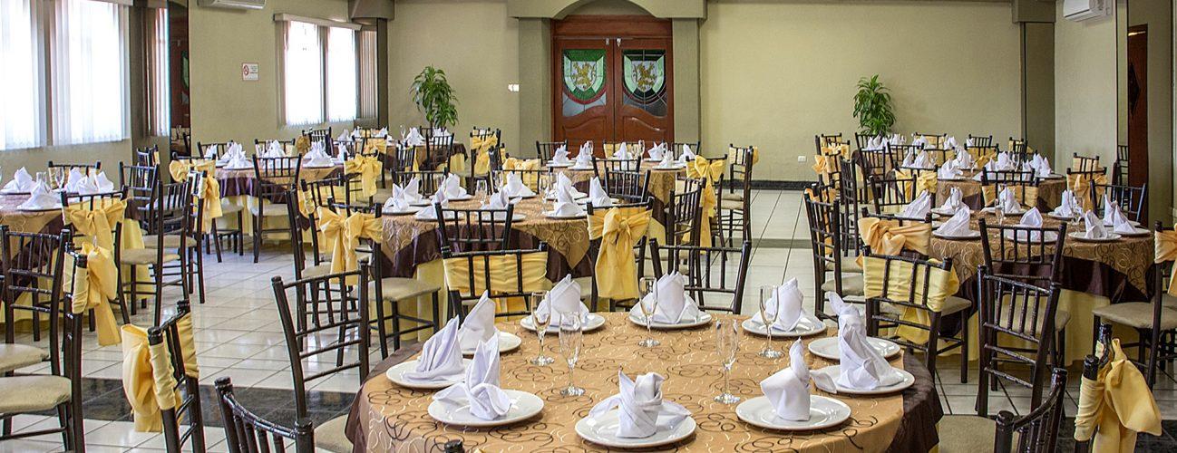 Salones de Fiestas en Durango