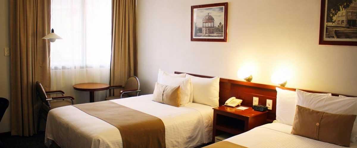 Habitación Doble Hotel Best Western Plus Plaza Vizcaya Durango (2)