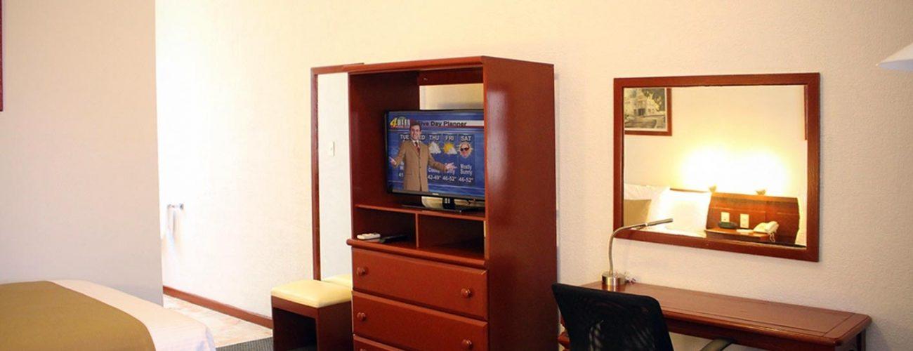 Habitación Doble Hotel Best Western Plus Plaza Vizcaya Durango (3)