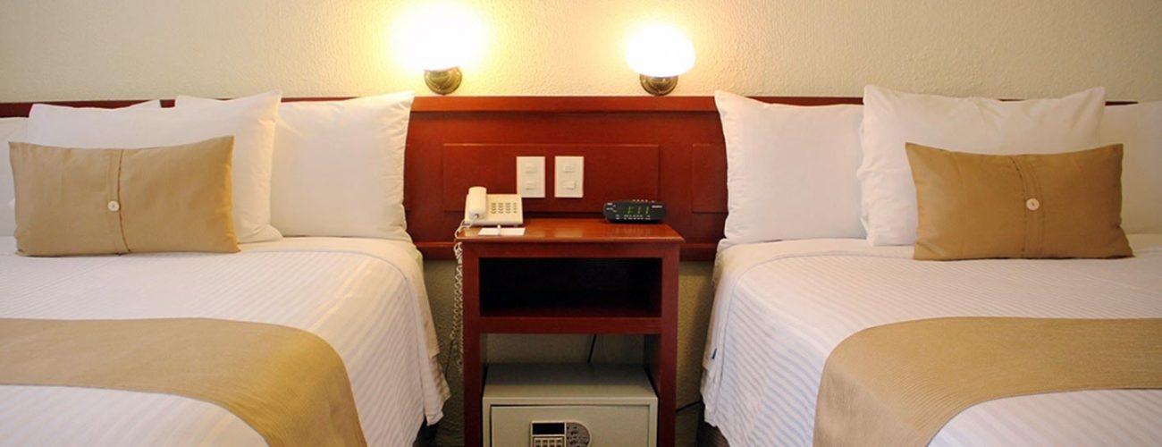 Habitación Doble Hotel Best Western Plus Plaza Vizcaya Durango (7)
