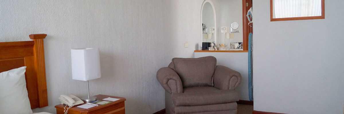 Habitación Estandar Cama King Size Hotel Best Western Plus Plaza Vizcaya Durango (1)