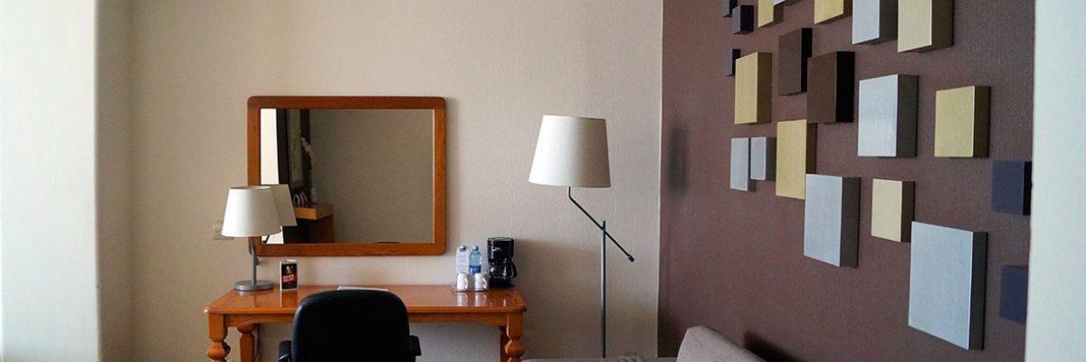 Habitación Junior Suite 2 Camas Dobles Hotel Best Western Plus Plaza Vizcaya Durango (17)