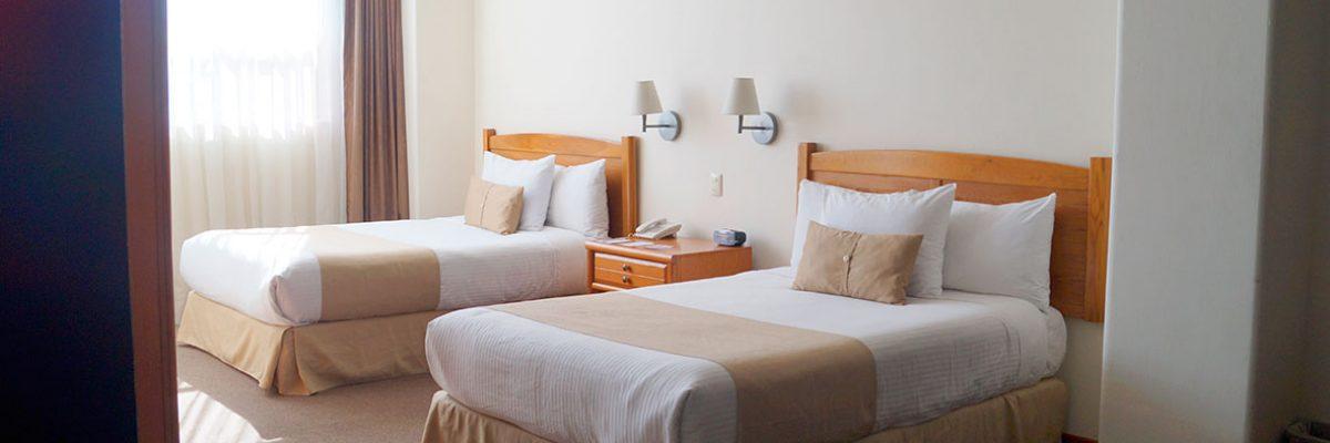 Habitación Junior Suite 2 Camas Dobles Hotel Best Western Plus Plaza Vizcaya Durango (21)