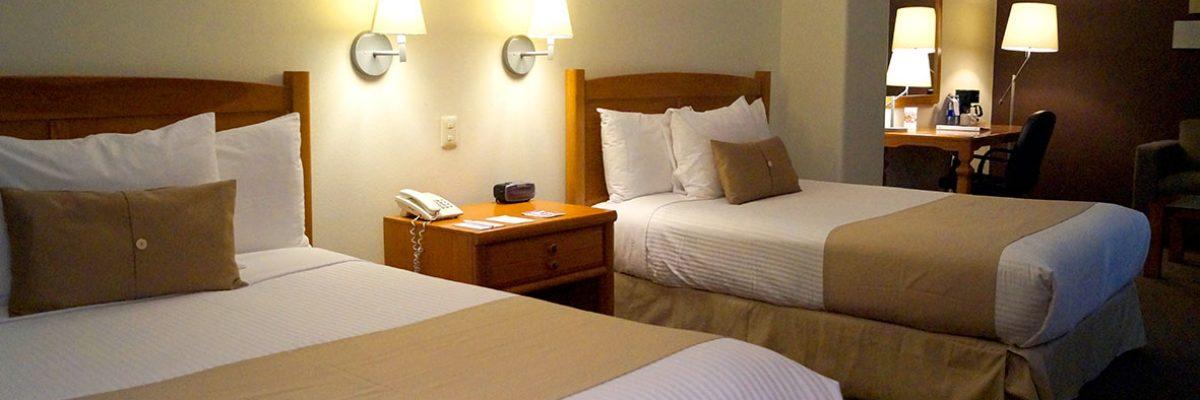 Habitación Junior Suite 2 Camas Dobles Hotel Best Western Plus Plaza Vizcaya Durango (5)