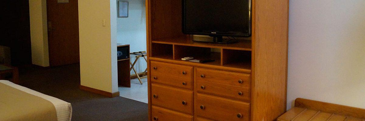 Habitación Junior Suite 2 Camas Dobles Hotel Best Western Plus Plaza Vizcaya Durango (6)
