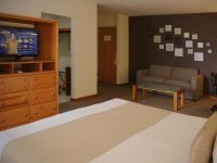 Habitación Junior Suite King Size Best Western Plaza Vizcaya Durango 5