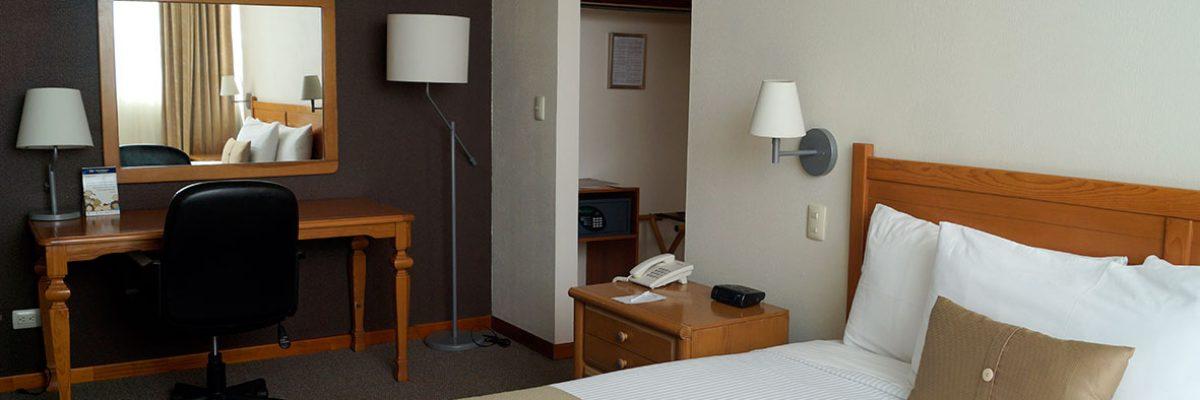 Habitación Junior Suite con Cocineta Hotel Best Western Plus Plaza Vizcaya Durango 10