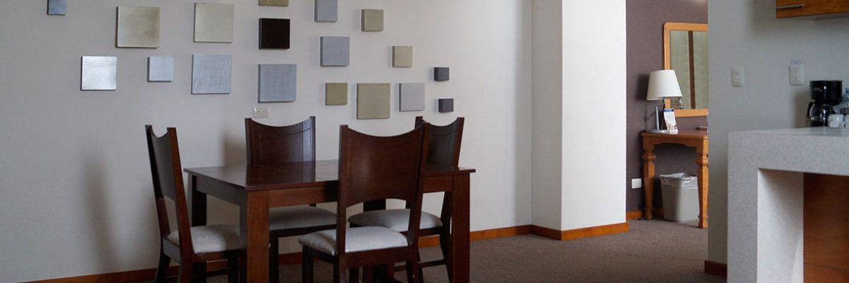 Habitación Junior Suite con Cocineta Hotel Best Western Plus Plaza Vizcaya Durango 5