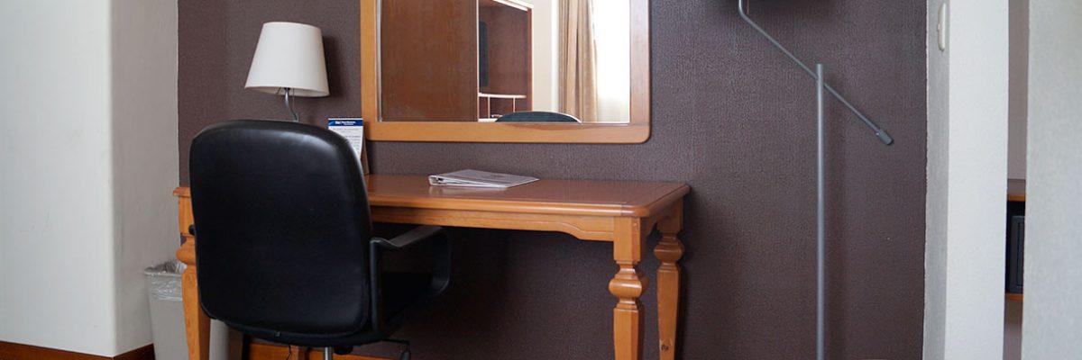 Habitación Junior Suite con Cocineta Hotel Best Western Plus Plaza Vizcaya Durango 9